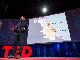 From clay to community: Theaster Gates on making art from blight in South Side Chicago at TED2015