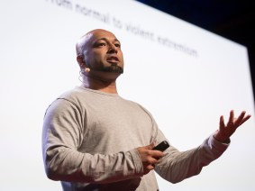 Extremists are made, not born: Mubin Shaikh speaks at TEDWomen 2015