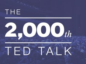 The TED Talks library, now 2,000 talks strong