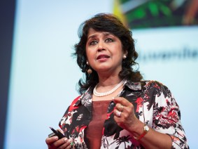 Surprise! You're the president: A conversation with the first female president of Mauritius
