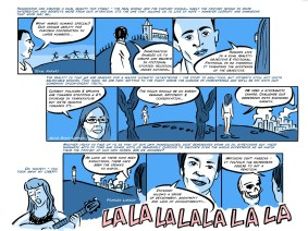 Global ideas, in a graphic novella