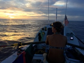 How a TED Talk inspired a row across the Pacific Ocean