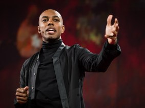 There will be no miracles here: Casey Gerald at TED2016