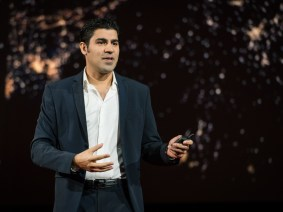 Imagine there's no countries: Global-minded talks in Session 7 at TED2016