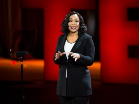 Shonda Rhimes' message at TED2016: Say 'yes' to what scares you, even if it's saying 'no' to work