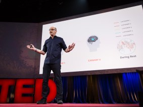 What happens in the brain when we hear stories? Uri Hasson at TED2016