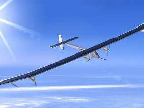 A solar-powered plane, our skewed perception of reality, and a robot that reads you to sleep.