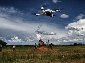 How drones could deliver better health