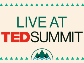 Go behind the scenes at TEDSummit all week, inside the Facebook Live Studio