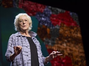 A meditation on the soul: Lesley Hazleton at TEDSummit
