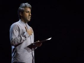 Letter to the other half: Anand Giridharadas at TEDSummit