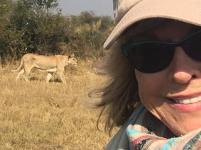 World Lion Day: A visit to big-cat filmmakers Beverly & Dereck Joubert