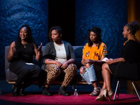 The time for equality is now: The talks of Session 3 of TEDWomen 2016