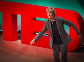 TEDWomen update: Diana Nyad and EverWalk Nation
