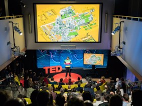 From shanty mega-towns to a cyborg uprising: Talks from TEDNYC Idea Search 2017