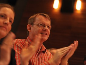 A personal memory of Hans Rosling, from TED's founding director of video