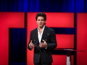 The quest for love and compassion: Shah Rukh Khan speaks at TED2017