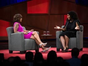 """Winning for me is super addictive"": 7 questions with Serena Williams at TED2017"