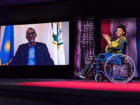 On a journey: The pathmakers of TEDGlobal Session 2