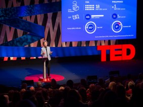 Hurricanes, monsoons and the human rights of climate change: TEDWomen chats with Mary Robinson