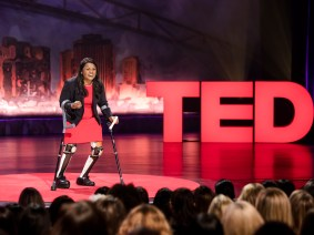 Fearless risk-taking: Notes from Session 4 of TEDWomen 2017: Suspend