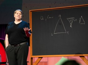 How to rebuild trust … Frances Frei speaks at TED2018