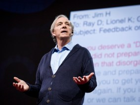 An ambitious plan to explore our oceans, and more news from TED speakers