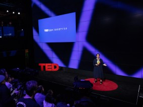Society 5.0: Talks from TED and Samsung