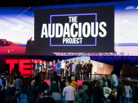 One year in, The Audacious Project ideas make ever-bigger waves