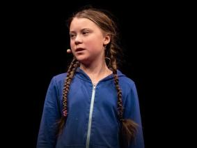 Greta Thunberg nominated for Nobel Peace Prize and other TED news