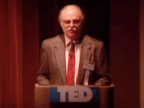 Remembering Harry Marks, co-founder of the TED Conference