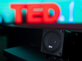 Meyer Sound at TED, from the stage to the stars