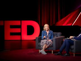 It's not about privacy — it's about power: Carole Cadwalladr speaks at TEDSummit 2019