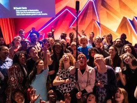 10 years of TED Fellows: Notes from the Fellows Session of TEDSummit 2019