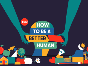 "TED launches ""How to Be a Better Human,"" a new original podcast hosted by Chris Duffy"