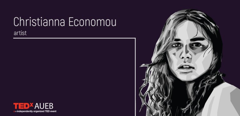 TEDxAUEB 2018 Speakers: Christianna Ekonomou