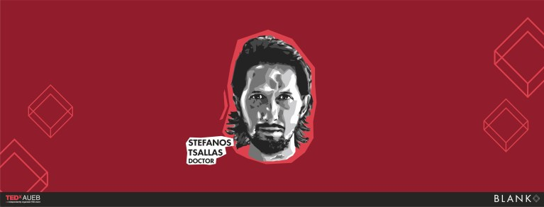 TEDxAUEB 2019 Speakers: Stefanos Tsallas