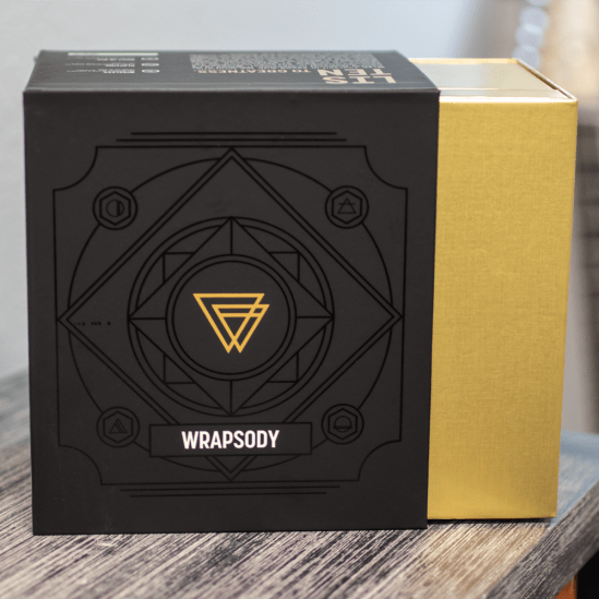 Wrapsody Packaging - View 1
