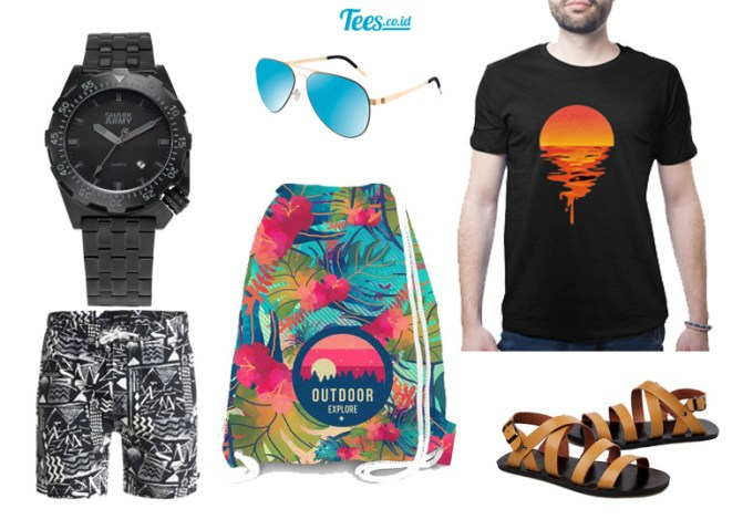 Summer Vibes Essentials for Men