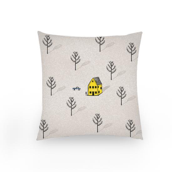 Pillow Home Alone oleh Badutdisko Tees.co.id