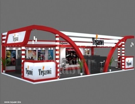 Exhibitions with Innovative Exhibition Stands