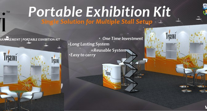 Portable Exhibition Kit