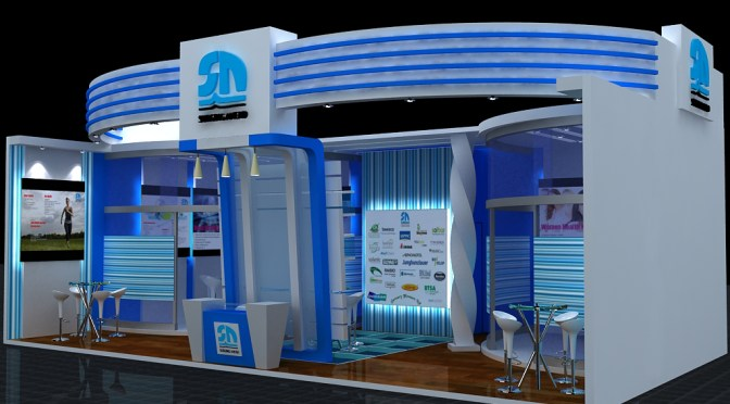 How to Design an Exhibition Stall ?