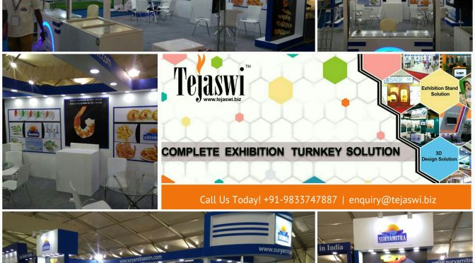 Exhibition Booth Designer Contractor IISS Expo Vishakhapatnam India