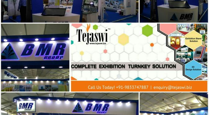 India Internation Seafood Show Exhibition Stand Designer Contractor BMR Group Vizag, India