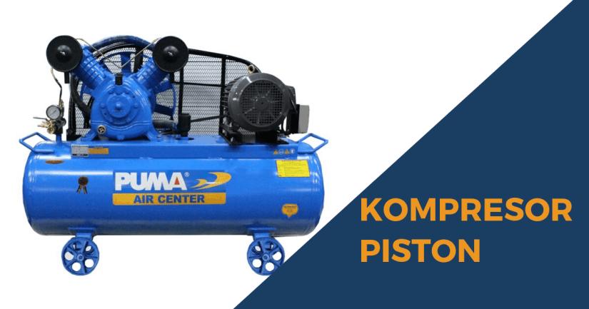 Kompresor Angin Piston/ Kompresor Puma