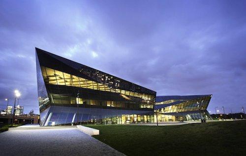 Siemens Crystal Building