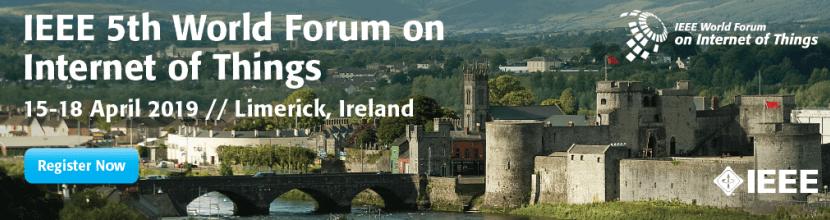 IEEE 5th World Forum on IoT