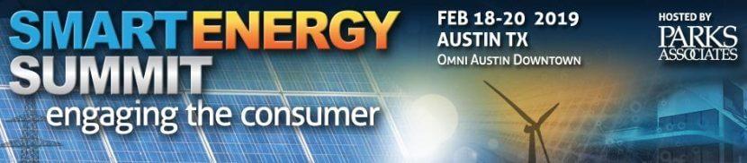 Smart Energy Summit 2019