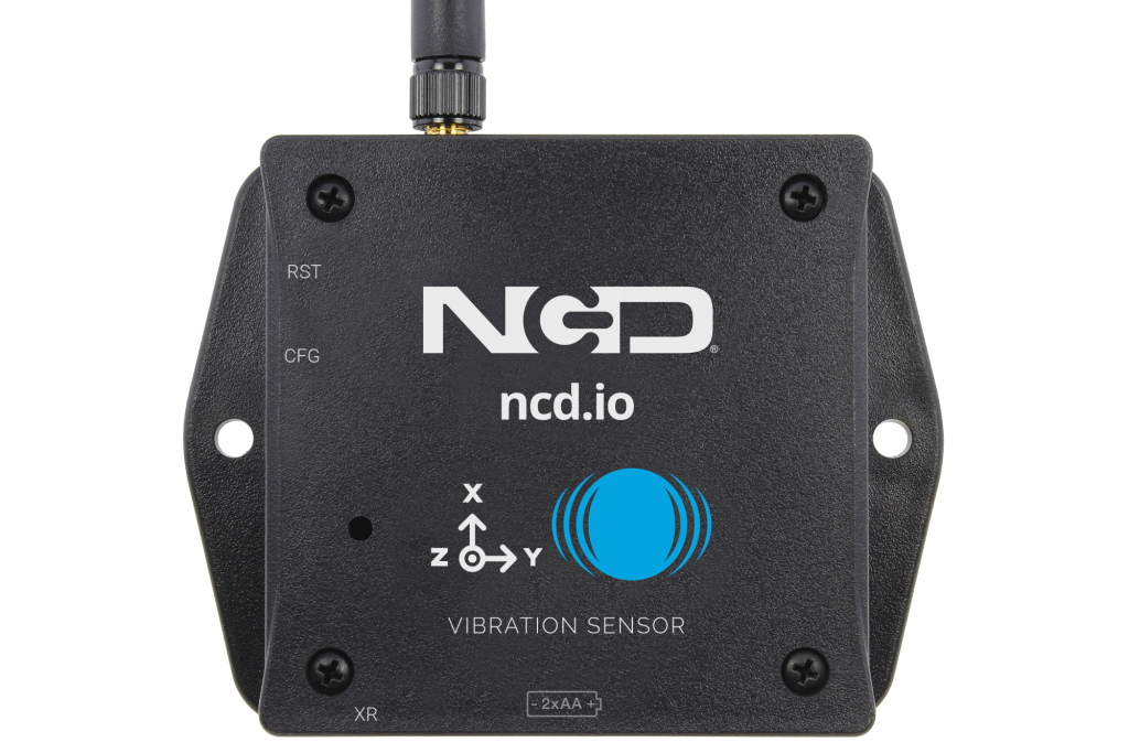 Vibration sensor from National Control Devices